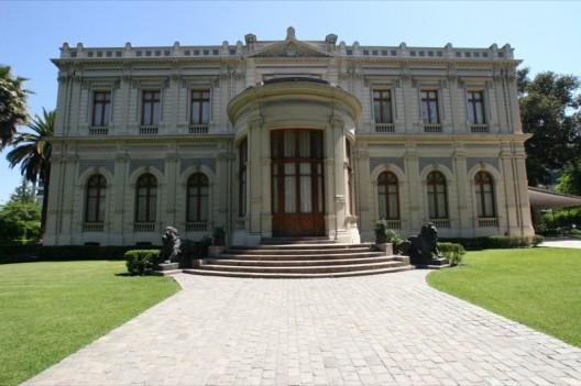 Palacio Cousiño. © littlechay, vía Flickr.