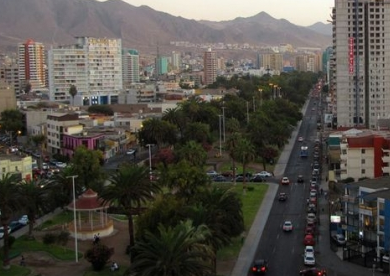 Av. Brasil Antofagasta