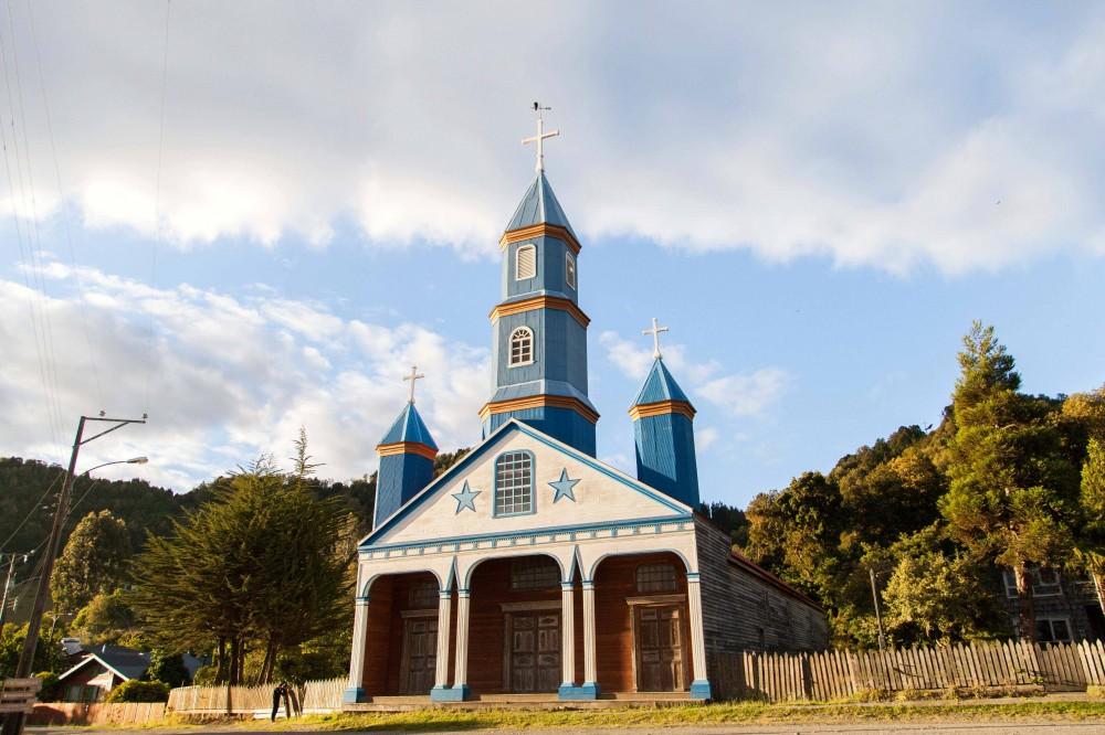 Iglesia de Tenaún