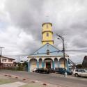 Iglesia San Carlos de Borromeo de Chonchi © Andrea Manuschevich para Plataforma Urbana