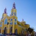 Iglesia San Francisco de Castro. © Andrea Manuschevich para Plataforma Urbana.