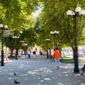 Plaza de Armas de Castro. ©