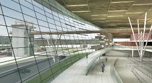 nuevo aeropuerto Santiago