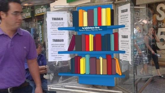 Bibliocabinas