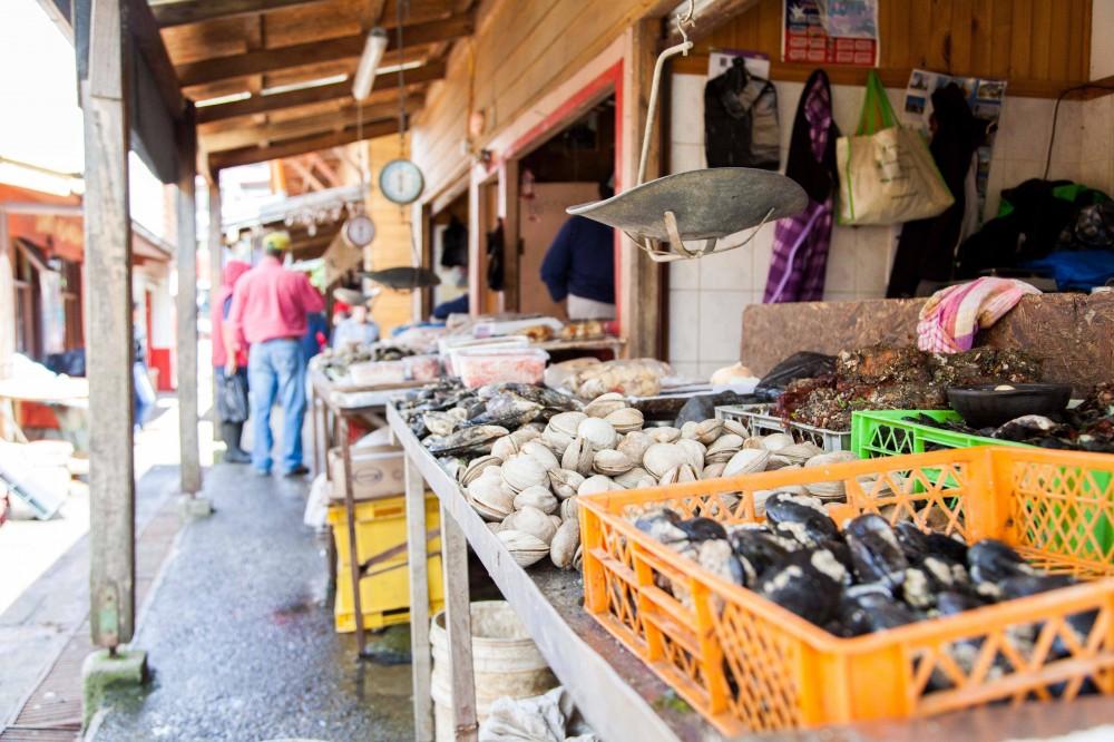 Mercado Municipal de Ancud 2