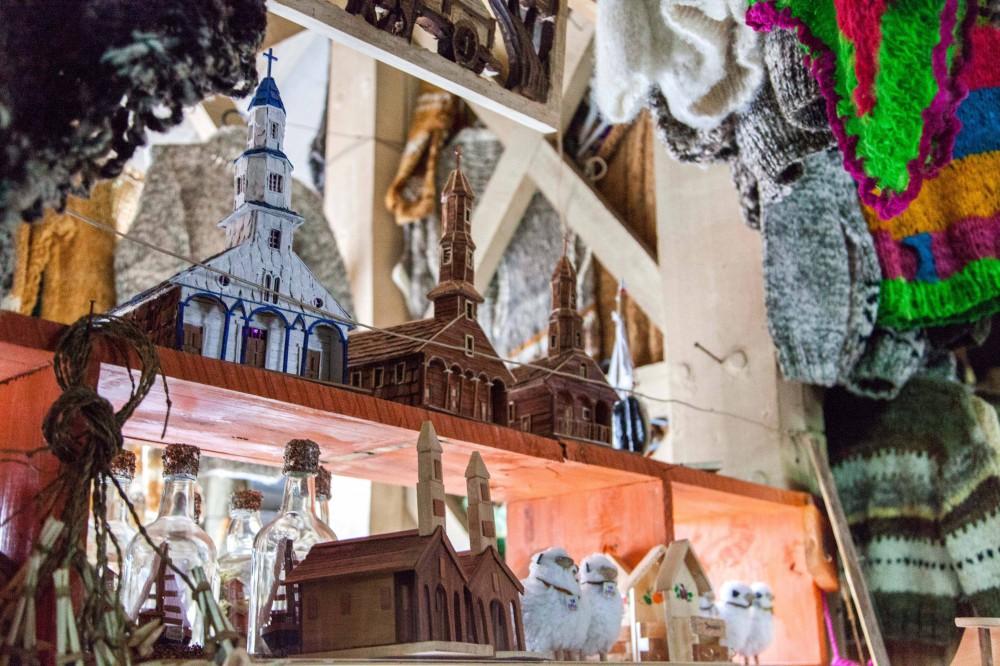 Feria de Artesanías Dalcahue 5