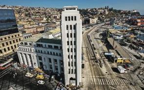 Aduanas, Valparaíso