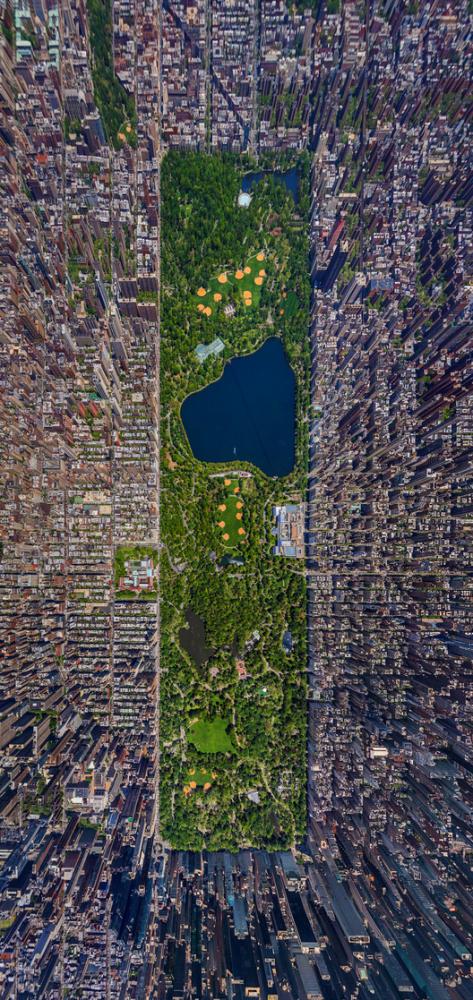Central Park, Nueva York, EE.UU.