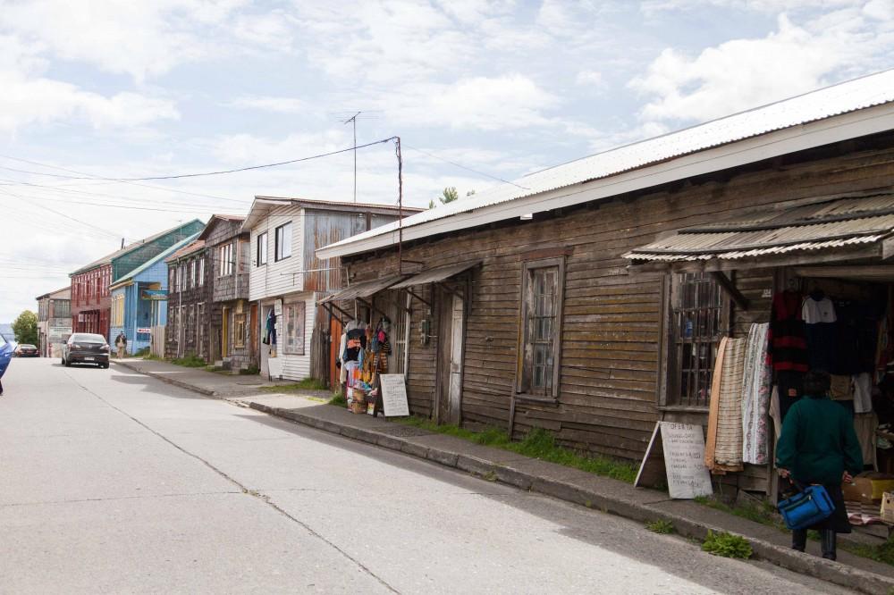 Calle Centenario Zona Típica Chonchi 7