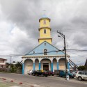 Iglesia San Carlos de Borromeo de Chonchi. © Andrea Manuschevich para Plataforma Urbana.