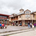 Mercado Municipal de Chonchi. © Andrea Manuschevich para Plataforma Urbana.