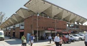 Mercado Tirso de Molina, Vega Chica