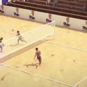 Voleibol Playa / Modelo. Image © Vía Santiago2014.cl