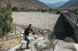sequía en Petorca