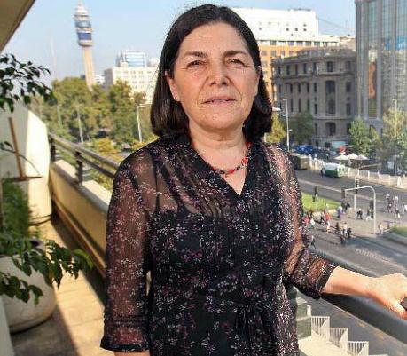 Paulina Saball, ministra Minvu