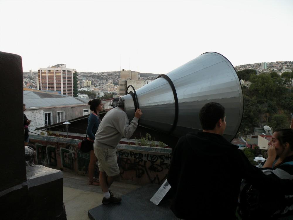 Fonópticos de Cecilia Nercasseau en Valparaíso 26