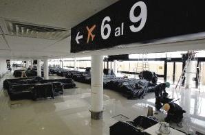 Infraestructura aeropuertos Chile