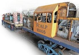 Tren Arica-La Paz