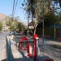 Plaza el Pincoy antes de ser intervenida. © Fundación Junto al Barrio.