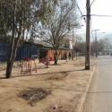 Plaza el Pincoy antes de ser intervenida. © Fundación Junto al Barrio