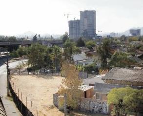 Villa Bancaria, Macul, Santiago
