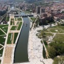 Proyecto Madrid Rio.