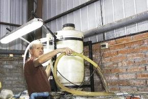 La Pintana reciclaje