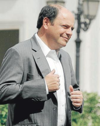 Rodrigo Álvarez, presidente Copsa