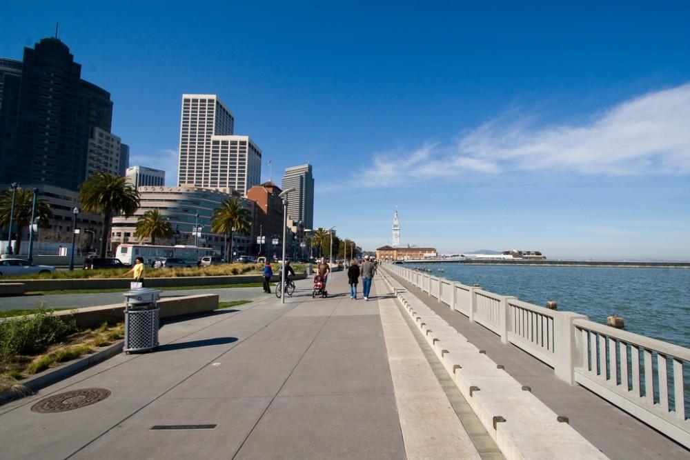 San Francisco © shinzui, vía Flickr.