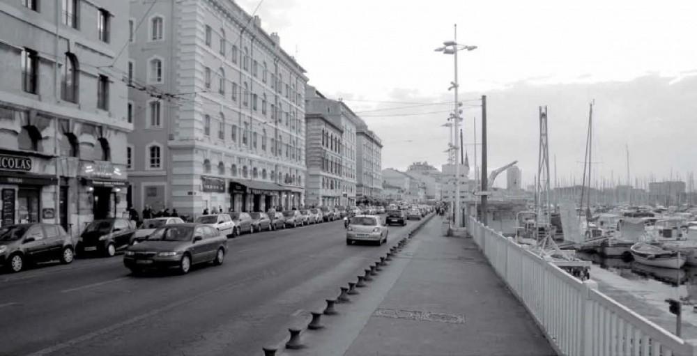 Reforma del Puerto Viejo de Marsella. Fuente: Public Space.