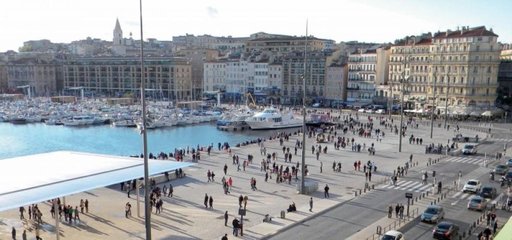 Reforma del Puerto Viejo de Marsella. Fuente: Public Space