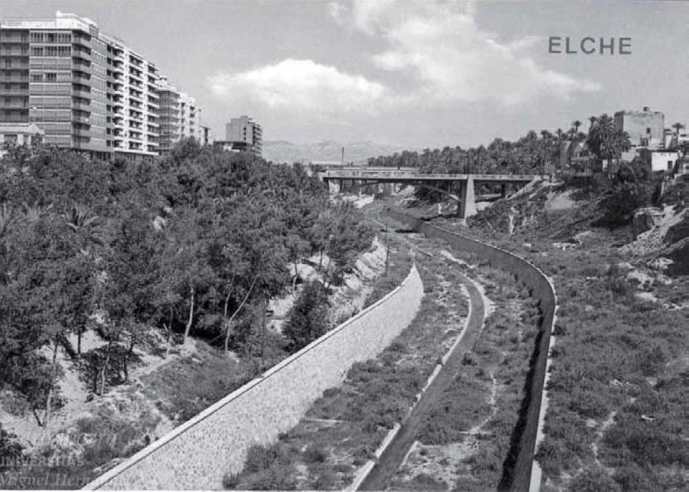 El valle trenzado, Elche, España 1