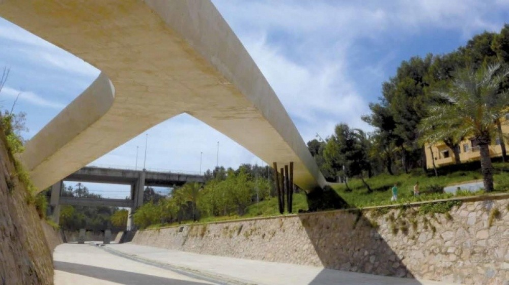 El valle trenzado, Elche, España 10