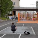 Baana - Corredor para ciclistas y peatones, Helsinki (Finlandia) 7