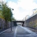 Baana - Corredor para ciclistas y peatones, Helsinki (Finlandia) 6