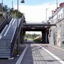 Baana - Corredor para ciclistas y peatones, Helsinki (Finlandia) 4