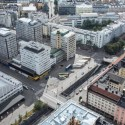 Baana - Corredor para ciclistas y peatones, Helsinki (Finlandia). Fuente: Public Space