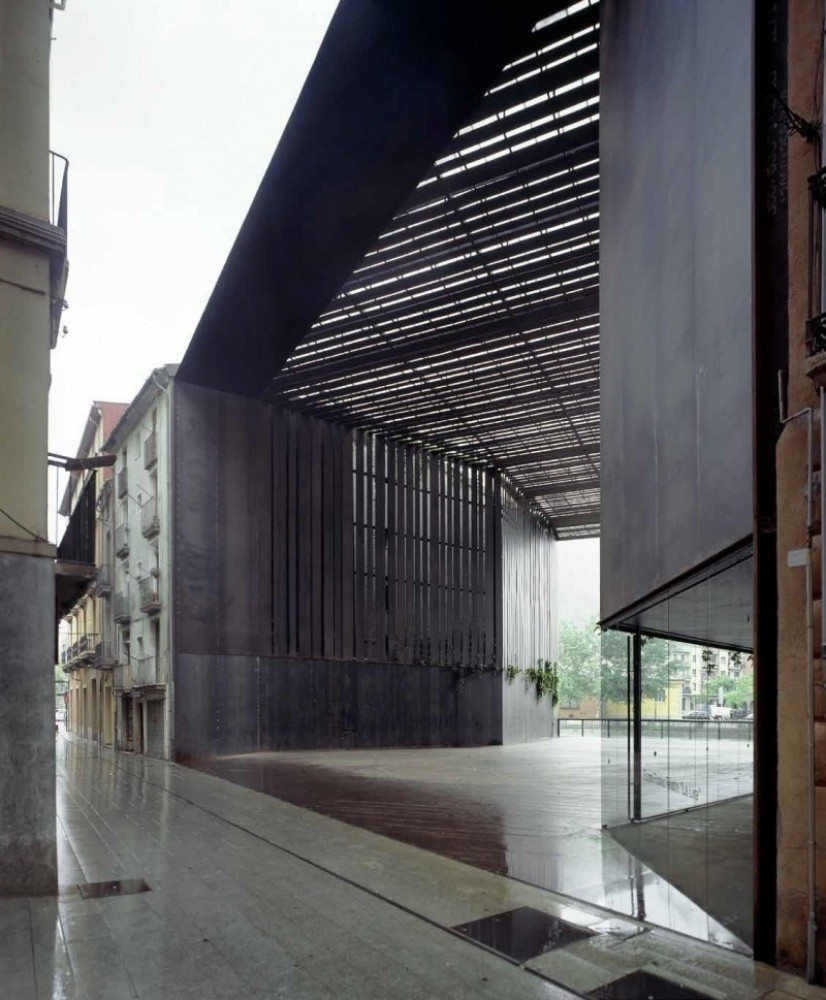 Teatro La Lira, Ripoll (España). Fuente: Public Space.