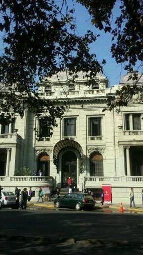 Recuperación fachada Palacio Ariztía