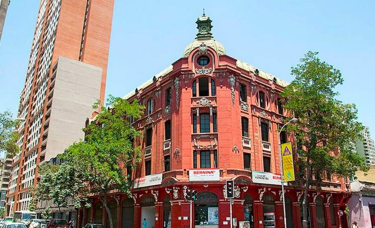 Edificio Protección Mutua en Santiago