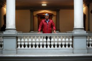 Jorge Castro alcalde de Valparaíso