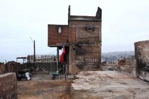 Reconstrucción cerros Valparaíso