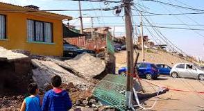 viviendas dañadas terremoto Iquique