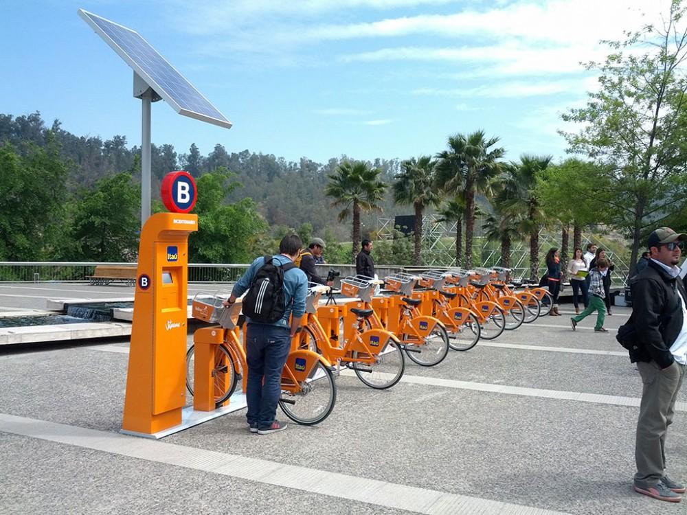 Bike Santiago © Monteinbaik. Imagen de referencia.