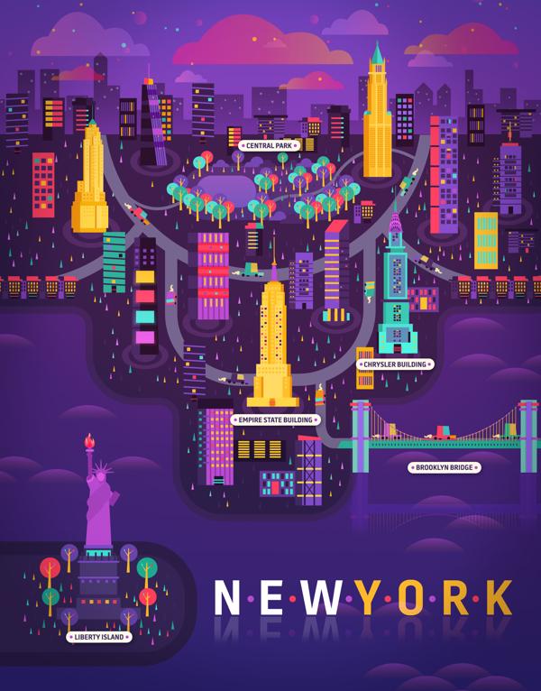 Nueva York © Aldo Crusher