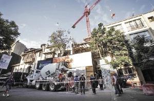 proyectos en Barrio Lastarria