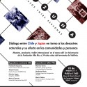 """""""Kizuna, lazos entre personas"""": Seminario, taller y muestra sobre relación sísmica entre Chile y Japón"""