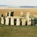 1- Cromlech de Stonehenge - Grandiosa construcción prehistórica en el sur de Inglaterra