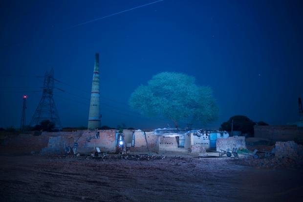 Rajastán (3.01 am). © Gavin Evans
