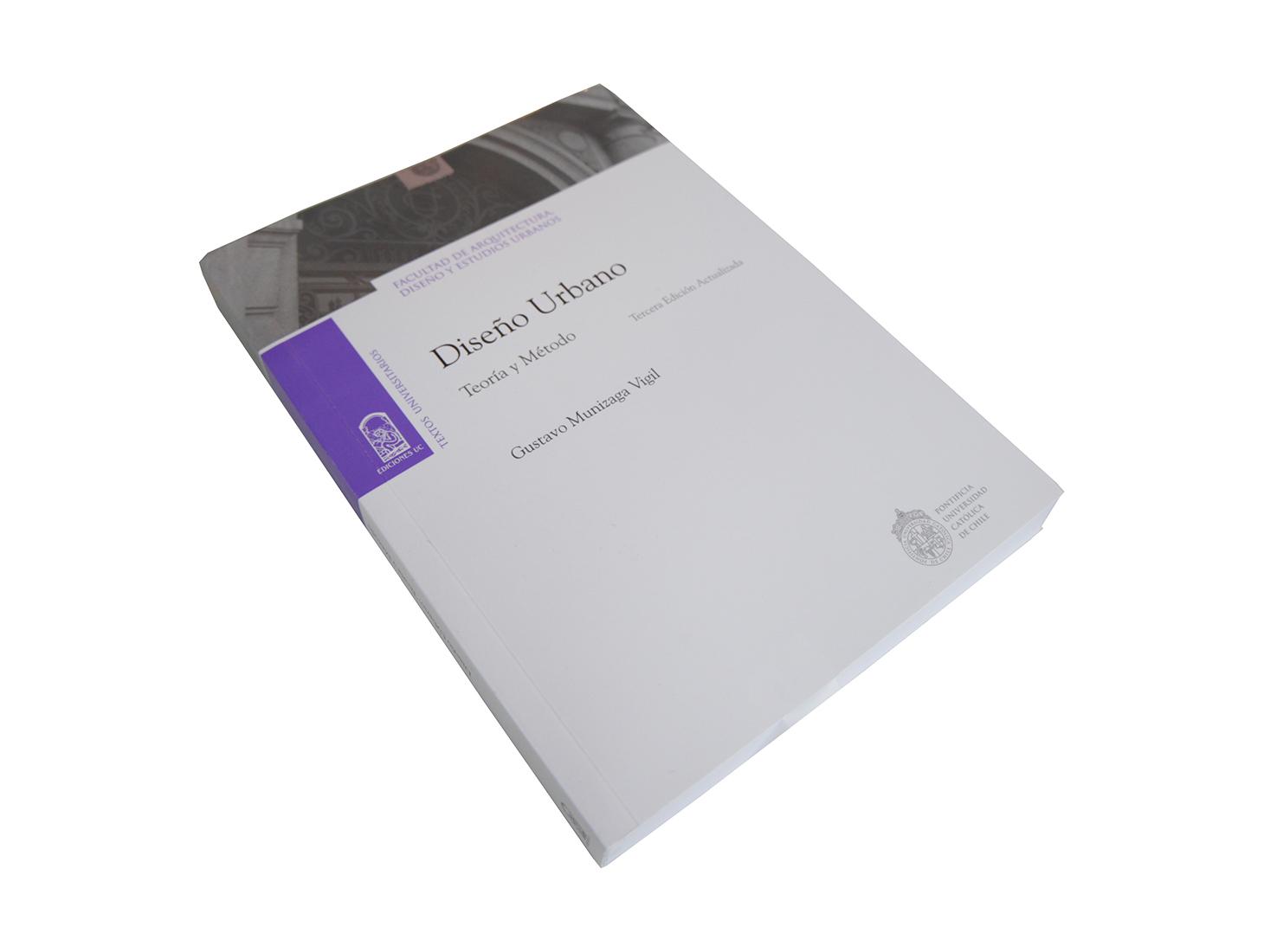 """Libro: """"Diseño Urbano. Teoría y Método"""""""